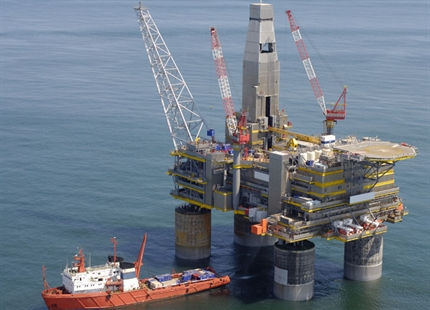Offshore oil & gas platform humidification & humidity control